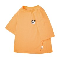 天猫U先:Mini Balabala 迷你巴拉巴拉 儿童纯棉T恤 90-140cm