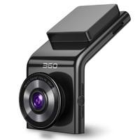 360 行车记录仪 官方标配 单镜头 黑色