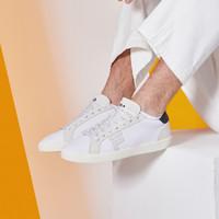 FILA 斐乐 T12M115106FSW 男款运动板鞋