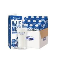 88VIP:Flevomel 风车牧场 全脂纯牛奶 1L*12盒