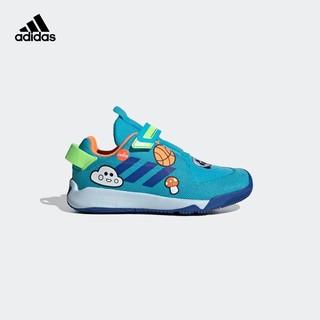 adidas 阿迪达斯 CLEOFUS联名小童秋季训练运动鞋FX9602FX9603