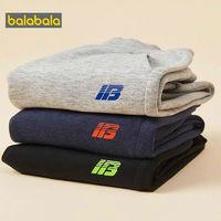 balabala 巴拉巴拉 男童裤子