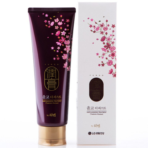 ReEn 润膏 睿嫣(ReEn)韩国睿嫣润膏洗发水护发素洗护二合一。