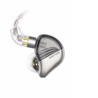 SIMGOT 兴戈 MEETURE MT3 PRO 入耳式挂耳式动圈有线耳机 半透黑 3.5mm