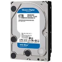Western Digital 西部数据 蓝盘系列 3.5英寸台式机硬盘 4TB (5400rpm、PMR、64MB)WD40EZRZ