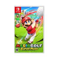 Nintendo 任天堂 Switch游戏 马里奥高尔夫 Super Rush 全新 中文