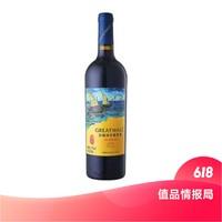 GREATWALL 长城葡萄酒 海岸传奇扬帆解百纳 干红葡萄酒 750ml