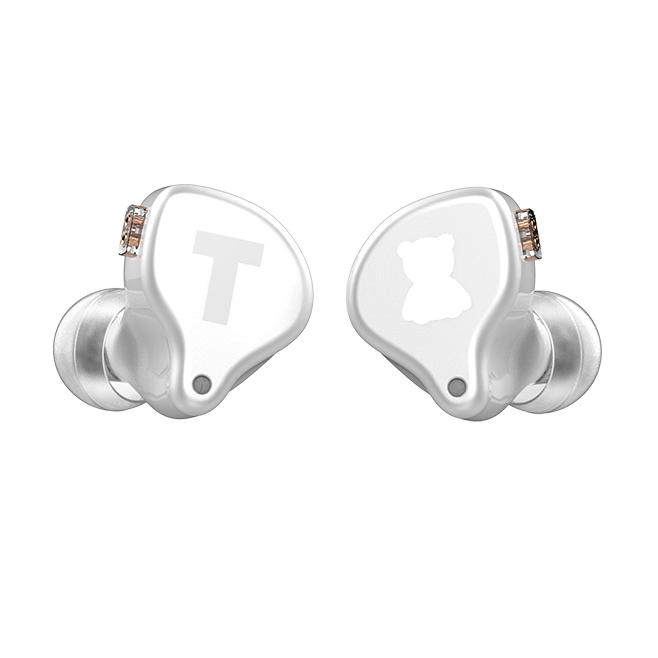 The Fragrant Zither 锦瑟香也 S2 PRO 入耳式挂耳式有线耳机 白色 3.5mm
