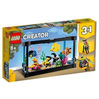 LEGO 乐高 Creator 创意百变系列 31122 鱼缸