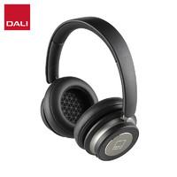 达尼(DALI) IO-4 6无线蓝牙降噪头戴式耳机 游戏手机io4耳麦 IO-4玄铁黑色