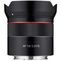 SAMYANG 森养光学 AF 18mm F2.8 定焦镜头 索尼E卡口