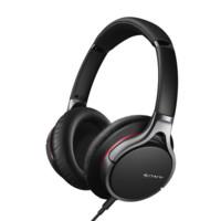 SONY 索尼 MDR-10R 耳罩式头戴式有线耳机 黑色 3.5mm