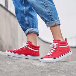 SKECHERS 斯凯奇 女士小白鞋天使鞋