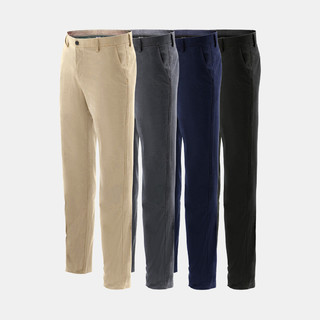SKAH 经典休闲长裤 灰色 S