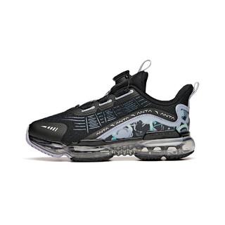 ANTA 安踏 女童运动鞋大童时尚防滑透气减震气垫贴户外跑鞋