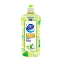超能 柠檬护手洗洁精 500g