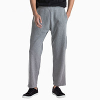 Levi's 李维斯 男士时尚潮流宽松灰色针织卫裤长裤