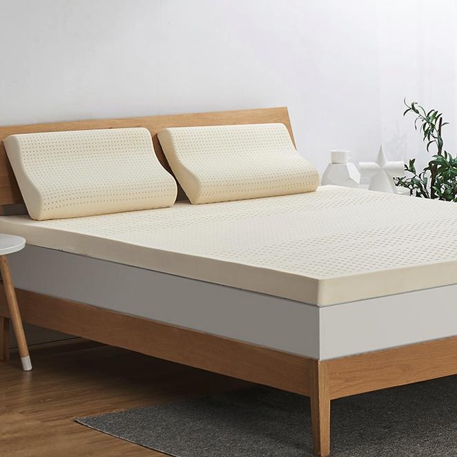 Aisleep 睡眠博士 AiSleep)泰国进口天然乳胶床垫 床褥子 299元秒杀