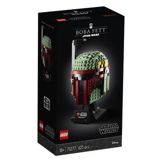 LEGO 乐高 星球大战系列 75277 波巴·费特头盔