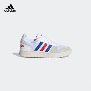 adidas 阿迪达斯 官网 adidas HOOPS 2.0 K 小童篮球运动鞋FW9120