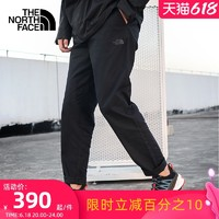 THE NORTH FACE 北面 官方旗舰男裤2021夏季新款户外运动休闲裤直筒裤宽松长裤4NBA