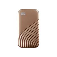 学生专享:Western Digital 西部数据 My Passport SSD系列 NVME 移动固态硬盘 Type-C 500GB