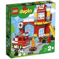88VIP、有券的上:LEGO 乐高 Duplo得宝系列 10903 消防局出动