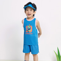 Mini Balabala 迷你巴拉巴拉 男童 篮球足球套装