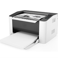 PLUS会员:HP 惠普 108w  黑白激光打印机  P1108升级无线款