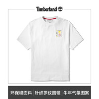 Timberland 添柏岚 A2462100 男款短袖T恤