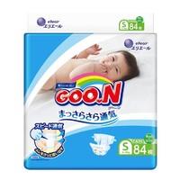 GOO.N 大王 维E系列 婴儿纸尿裤 S84片