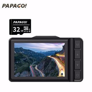 PAPAGO趴趴狗 N291 WiFi版 60帧高速摄影高清星光夜视加强 汽车车载迷你隐藏式停车监控行车记录仪+32G卡套餐