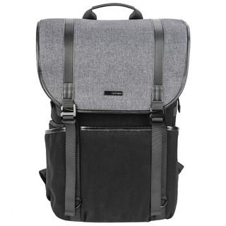 BENRO 百诺 Benro)新行者 LN 摄影包专业单反微单数码相机包时尚休闲双肩上下分层旅游电脑背包防雨罩黑色