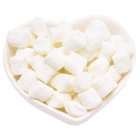 CorNichE 可尼斯 菲律宾进口 可尼斯CorNiche迷你白棉花糖果儿童零食 牛轧糖烘培原料200g