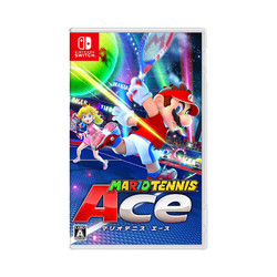 Nintendo 任天堂 Switch游戏卡带《马力欧网球 ACE》 中文