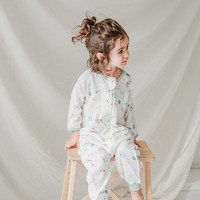 Nest Designs 婴儿纱布分腿睡袋
