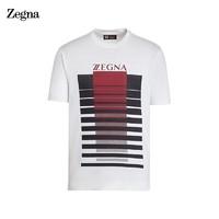 Ermenegildo Zegna/杰尼亚 VV391-ZZT63V-6V1 男士T恤