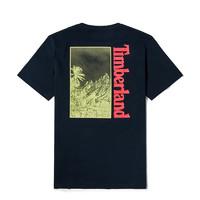 Timberland 添柏岚 A24XP 男款圆领短袖T恤
