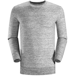 KAILAS 凯乐石 户外T恤 男士轻薄透气舒适旅行长袖休闲衣圆领套头运动上衣