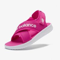 new balance 儿童魔术贴沙滩凉鞋