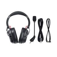 CHERRY 樱桃 HC8.2 头戴式游戏耳机 黑色