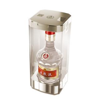 WULIANGYE 五粮液 52度第八代经典五粮液500ml浓香型高度白酒送礼专用