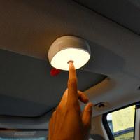 BASEUS 倍思 太阳能车载明亮阅读灯