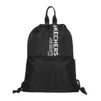 SKECHERS 斯凯奇 男女情侣款简约训练背包运动背包