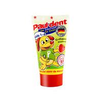 Paul-dent 宝儿德 儿童可吞食牙膏 1-6岁