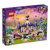 LEGO 乐高 好朋友系列 41685 神奇的游乐场过山车