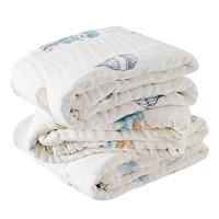 EMXEE 嫚熙 婴儿浴巾