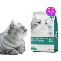 HUARIGI 华瑞吉 冻干成猫粮5斤