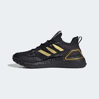 adidas Originals 阿迪达斯官网 adidas ULTRABOOST 20 LAB男女鞋跑步运动鞋H03051 一号黑/金/夜金属灰 42.5(265mm)