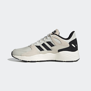 adidas Originals 阿迪达斯官网 adidas neo CRAZYCHAOS 男鞋休闲运动鞋H01224 米色/灰白/黑